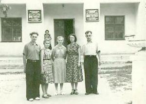 Перший старий корпус КІІ